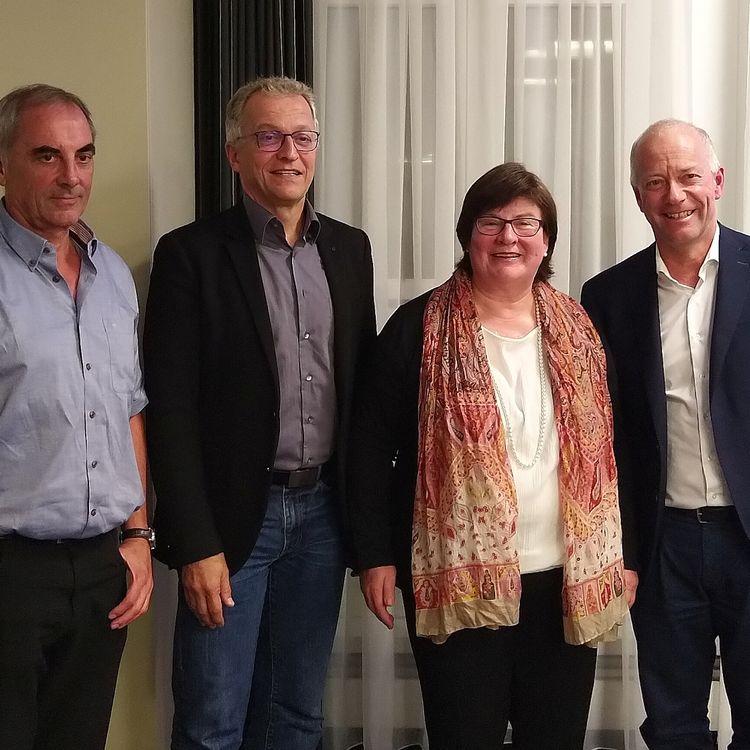 Parteiversammlung der FDP.Die Liberalen Olten vom 23.10.2019
